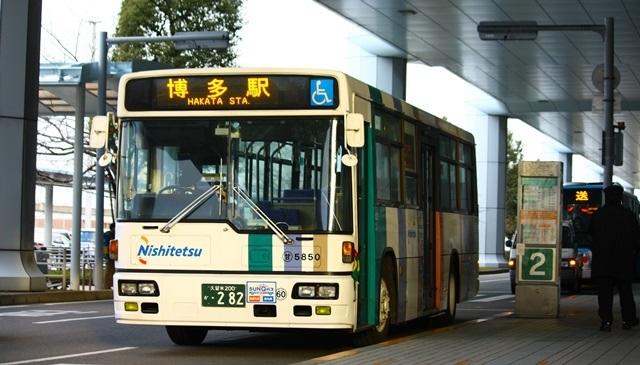 西鉄 バス 年末 年始